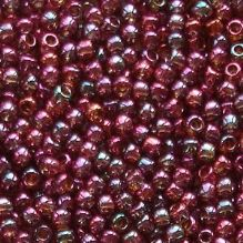 Toho 11/0 Seed Beads Gold Lustred Marionberry 425 - 10 grams